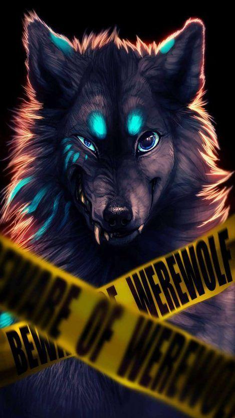 Werewolf Hd Iphone Wallpaper Werewolf Fantasy Wolf Animal Art