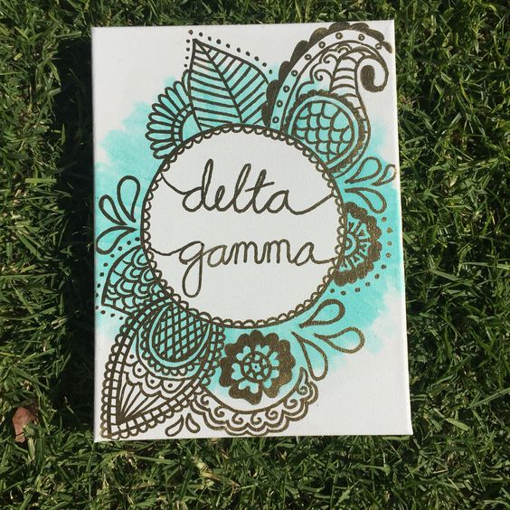 Delta Gamma Canvas