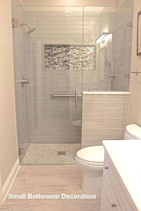 Small Bathroom Design Ideas In 2020 Bathroom Remodel Shower Shower Remodel Small Bathroom