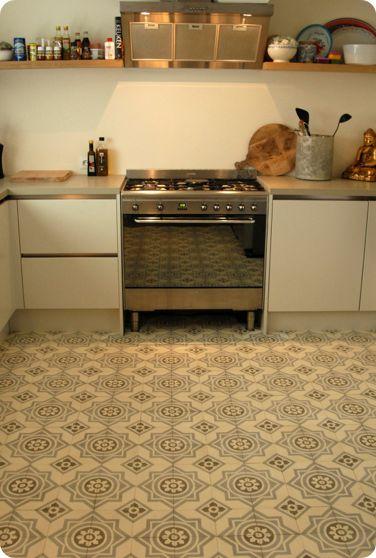 1515 castelo tegels ouderwets patroon voor uw nieuwe keuken keukens keukentegels cafevloeren - Oude patroon tegel ...