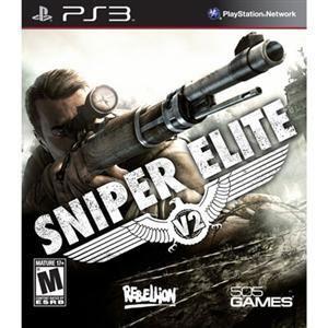 New SNIPER ELITE V2 PS3