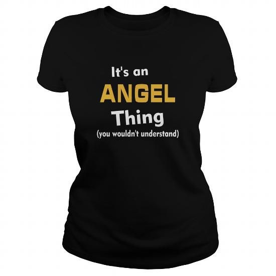 Its an Angel thing you wouldnt understand