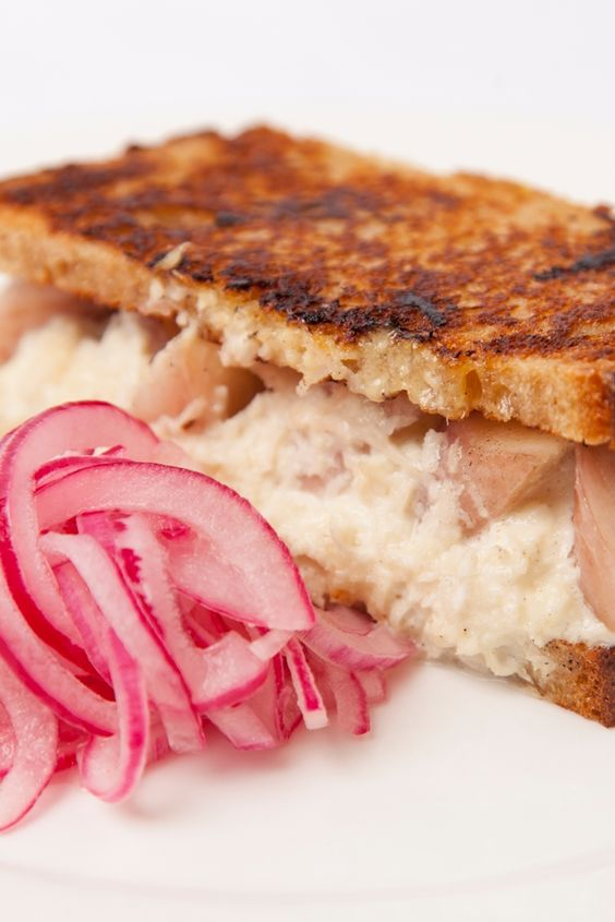 A signature dish by chef Jeremy Lee, this smoked eel sandwich recipe has…