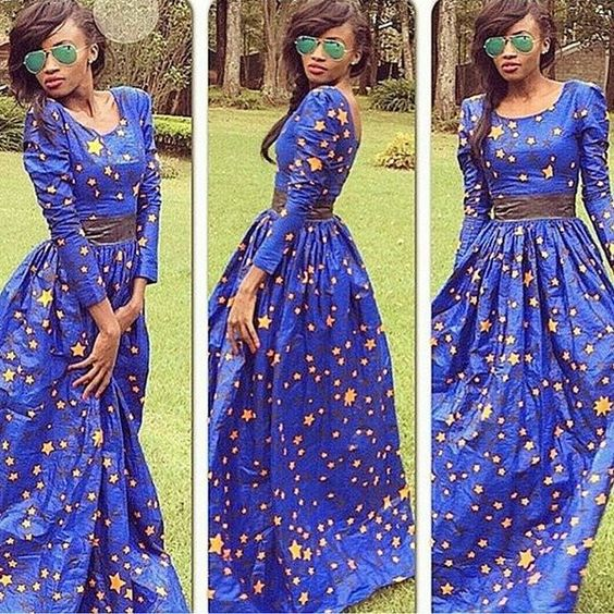 African Gown