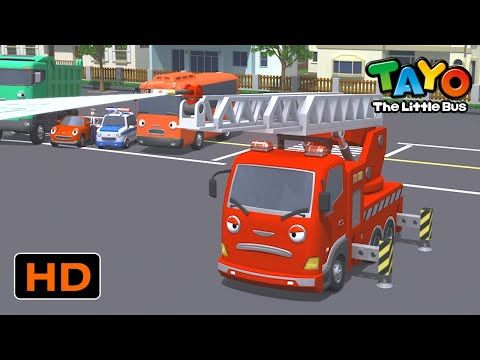 Youtube In 2020 Tayo The Little Bus Little Bus Bus