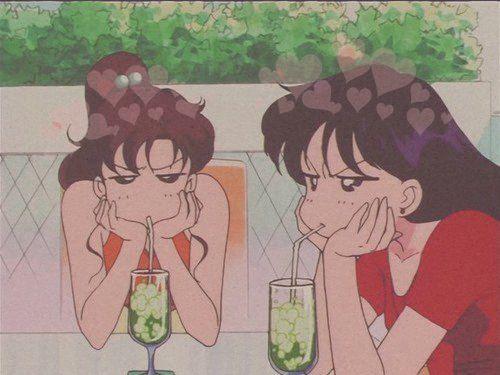 Anime Sailor Moon Matching Pfps For U And Yur Bbg 3 Edit By Me Aesthetic Anime Anime Anime Icons