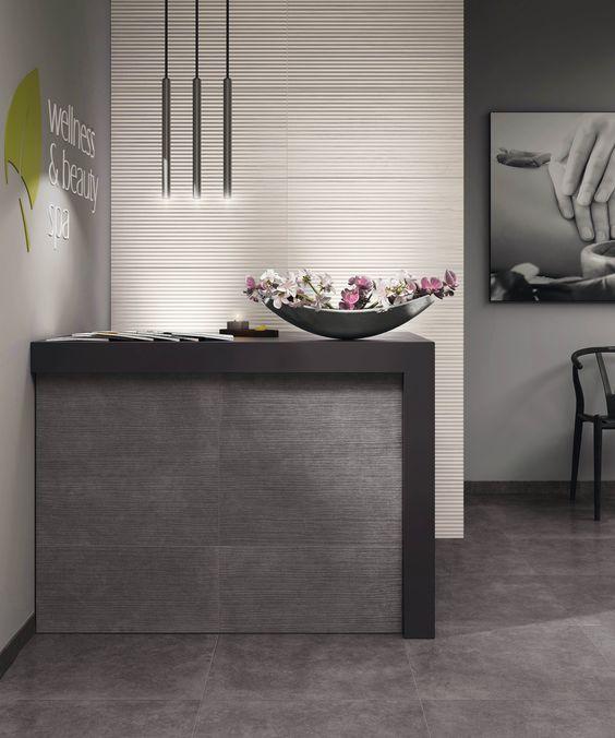 RE.SI.DE., il rivestimento bagni effetto marmo ideale per ambienti ...
