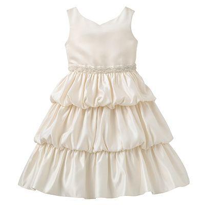 Princess Faith Tiered Dress - Girls $40.00