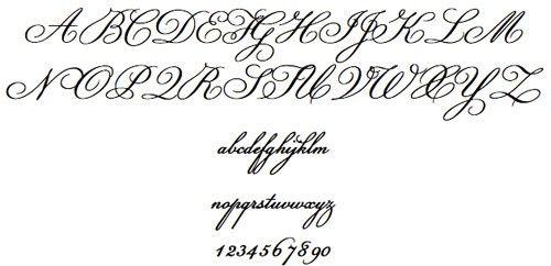 エレガントなデザインや ガーリーテイストのデザインに欠かせないのが 筆記体のフォント いわゆるスクリプト系のフォントです 2013年までに公開されている筆記体フォントのうち 無料で利用できて 商用で スクリプトフォント スクリプト 筆記体