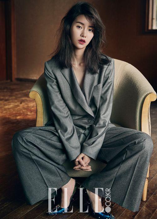 Im Ji Yeon - Elle Magazine September Issue '15