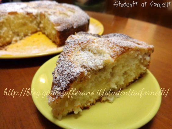 Torta soffice cocco e banane, una ricetta dolce che fa gola a grandi e piccini. Semplicissima da preparare, questa torta vi stupirà già dal profumo!