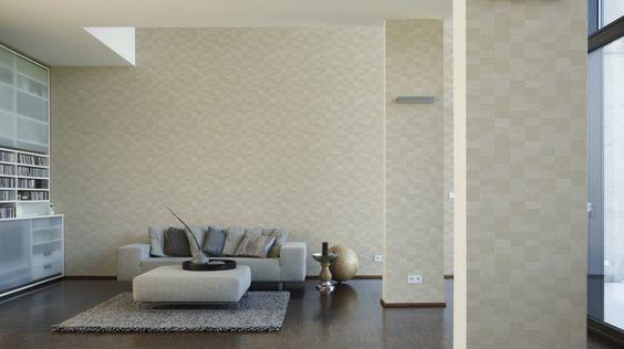 Tapeten im Wohnzimmer; Livingwalls Tapete 305273