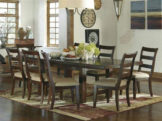 Ashley Furniture Hindell Park Dining