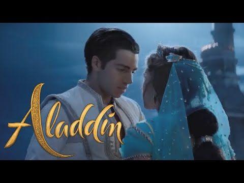 Disney S Aladdin 2019 Whole New World Music Video Youtube