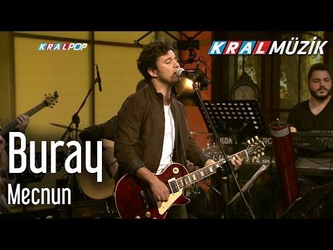 Buray Mecnun Kral Pop Akustik Youtube Muzik Kral Youtube