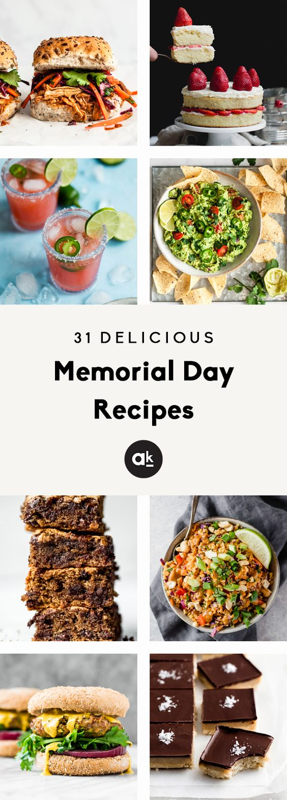30+ of the Best Memorial Day Recipes | Ambitious Kitchen