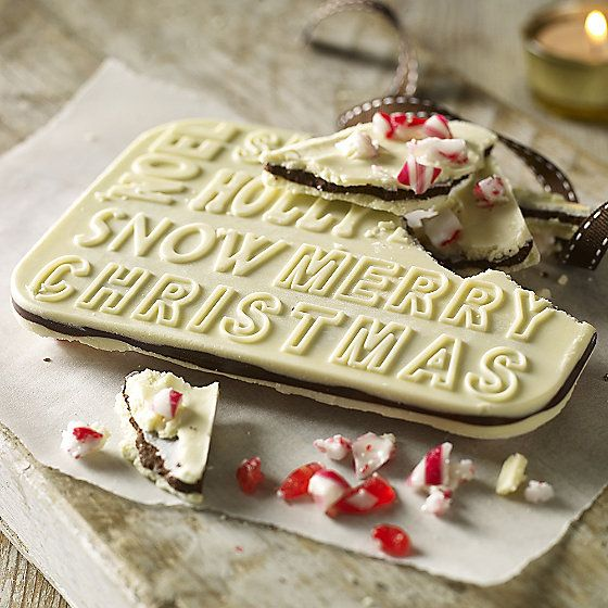 Peppermint Bark Mould