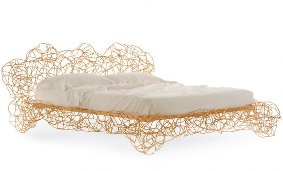 Campana Brothers bed.