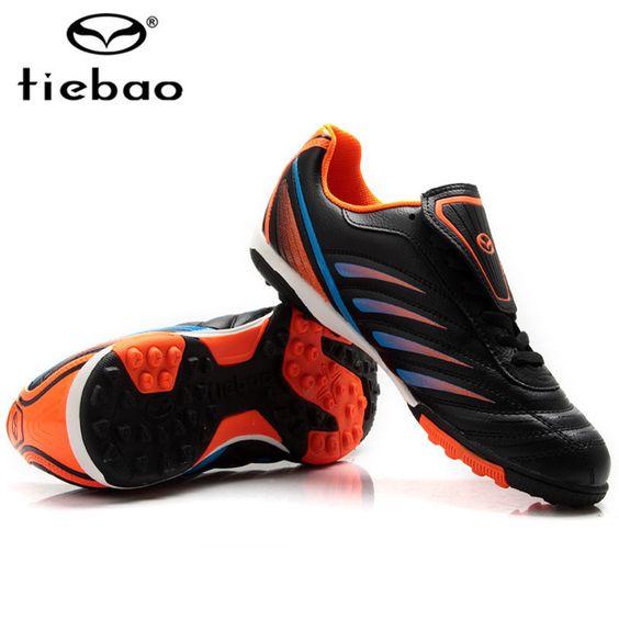 (Buy here: http://appdeal.ru/xku ) Tiebao Mens Football Boots Soccer Cleats Children Boys Soccer Shoes Outdoor Sneakers Voetbalschoenen Botas De Futbol Size 35-43 for just US $62.18