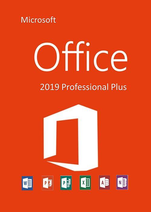 Buy Microsoft Office Professional Plus 2019 Key