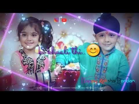 Raksha Bandhan Whatsapp Status Video Rakhi Status Avee Player New Template Video 30 Seconds Youtube Rakhi Status Raksha Bandhan Status