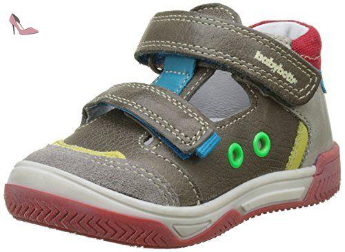 Babybotte Pop, Baskets mode bébé garçon - Gris (3/093/Gris/Anis), 20 EU (4  UK) (5 US) - Chaussures babybotte (*Partner-Link) | Chaussures Babybotte ...