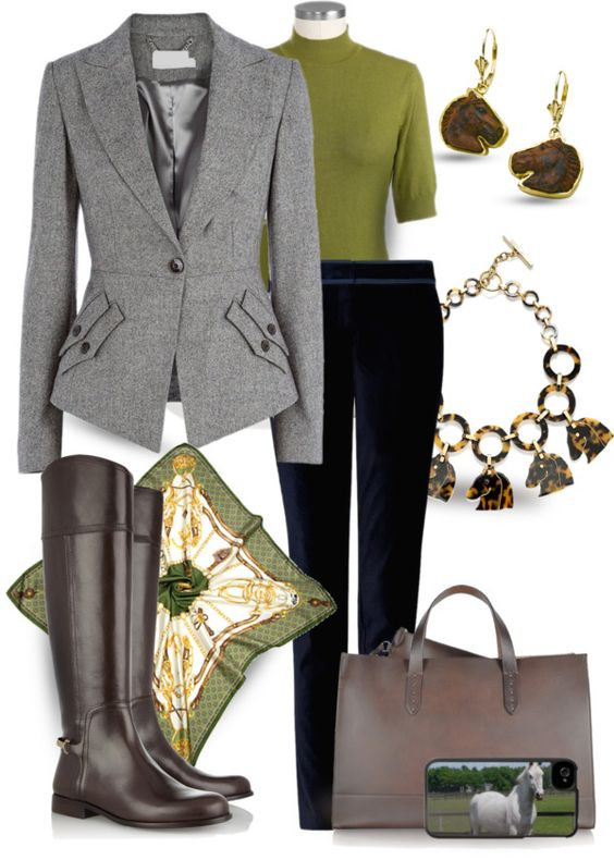 """Hold The Reins 2"" by yasminasdream on Polyvore"
