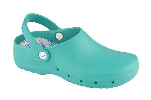 feliz caminar flotantes verde