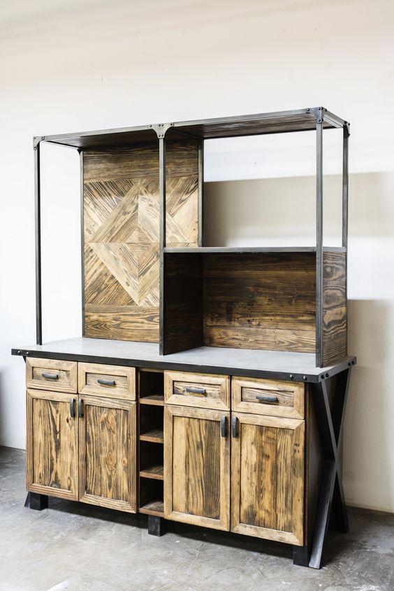 reclaimed wood furniture orange county