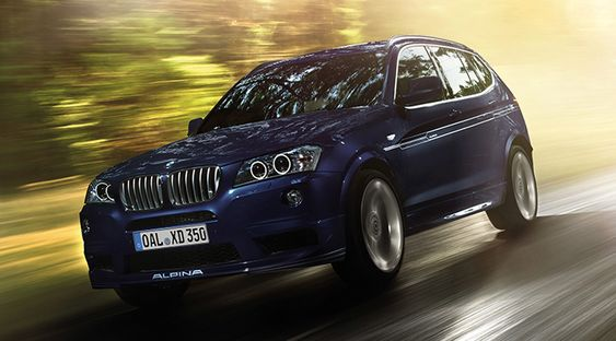 ALPINA XD3 Proves We Need An X3 M - http://www.bmwblog.com/2015/06/29/alpina-xd3-proves-we-need-an-x3-m/