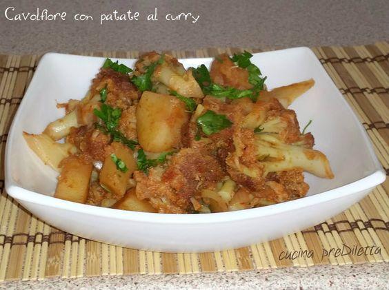 Il cavolfiore con patate al curry è un contorno molto gustoso e, come la maggior arte delle mie ricette, facile da fare. Questo piatto è piaciuto molto ....