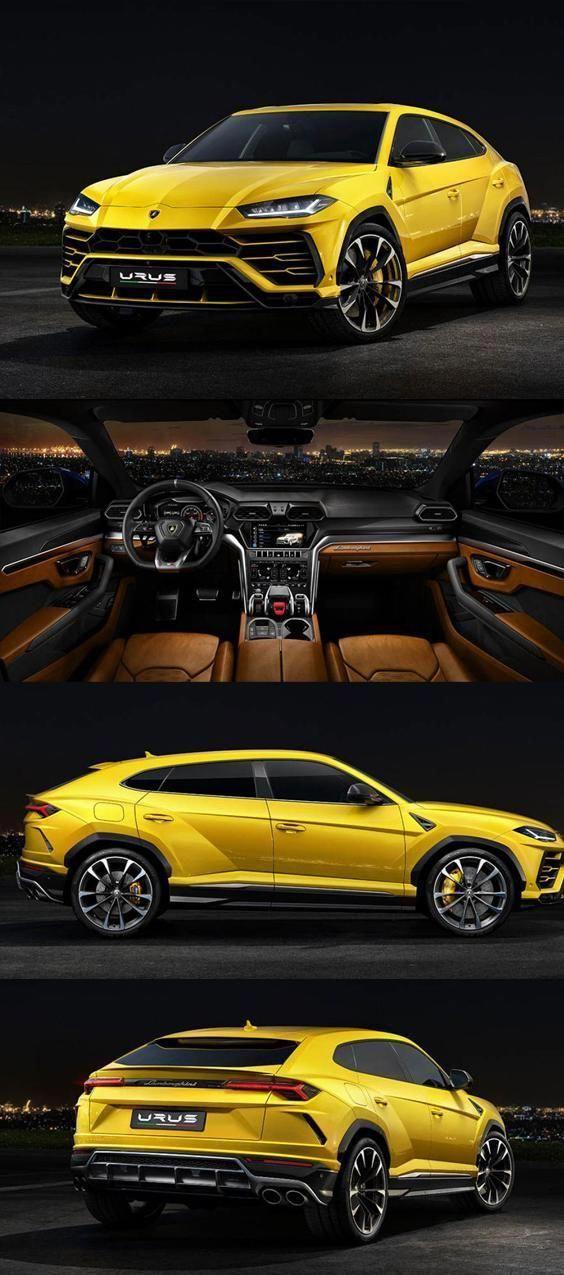 New Lamborghini Urus 2018 The World S Fastest Suv Worldwide Premiere Uk Price And Specs Have Been Confirmed For The Ne Lamborghini Cars Lamborghini Cars
