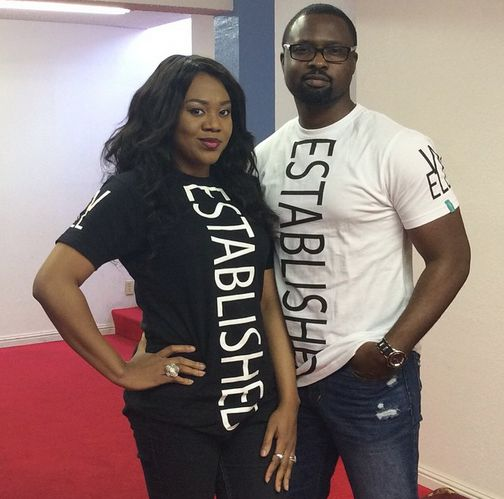 Welcome to St. Zion's Blog: Photo: Stella Damasus shares new photo with her ma...