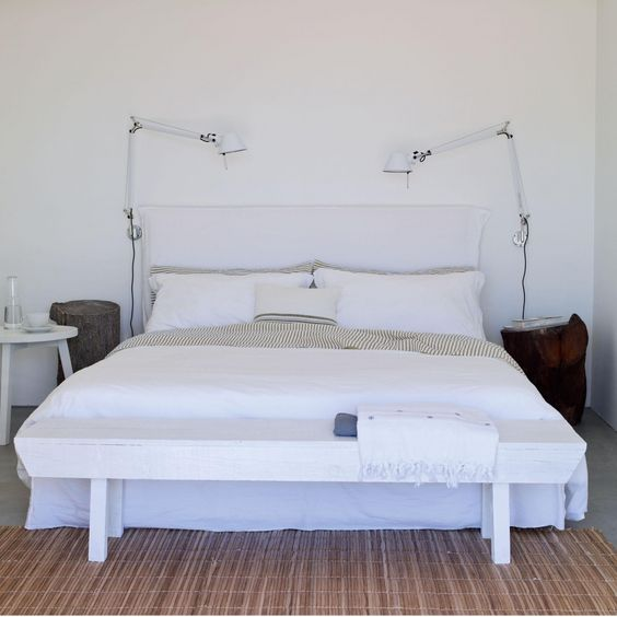 Ghost 80 G Double Bed Gervasoni Paola Navone