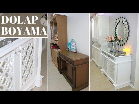 Copte Bulduk Ben Yeniledim Evdekal Evde Mobilya Boyama Acelya Damdelen Youtube Mobilya Boyama Ev Mobilyalari Mobilya
