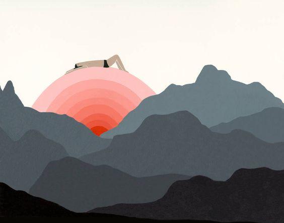 Laura Berger Illustrations – Fubiz Media