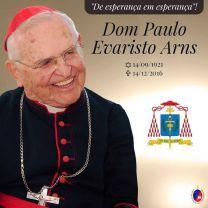 Encantou-se Dom Paulo: O combativo Cardeal da Esperança! - Xapuri