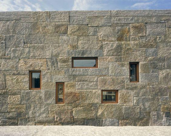 Stone Houses by Leroy Street Studio