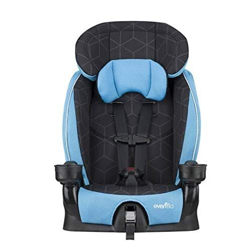Evenflo Advanced Harness Booster Seat Glacier Ice Review