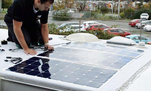 Go Power Solar Flex Charging System With Digital Solar Controller 200 Watt Solar Panels Go Power R In 2020 Rv Solar Panels Rv Solar Best Solar Panels