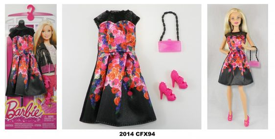 2014 CFX94 Complete Look Fashion Pack