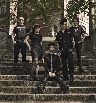 Murnaus Playhouse from Finland. Goth metal and with quite a punch!