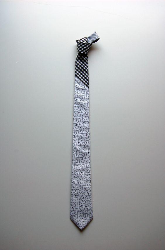 B & W Tie by Borku