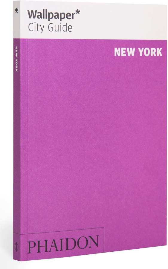Wallpaper City Guide New York Pocket Size Travel Book Nordstrom Travel Book City Guide Cool Retail