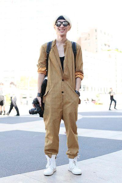 30代40代オールインワンコーデメンズStreetwear   Team Peter Stigter, catwalk show, streetwear and fashion photography - Part 63