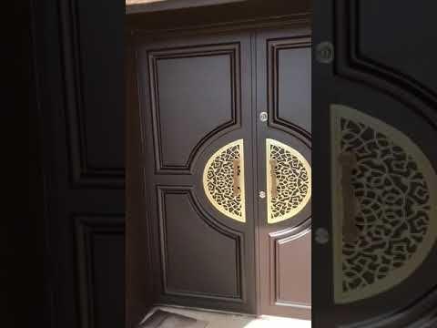 باب حديد دبل صاج Decor Home Decor Furniture