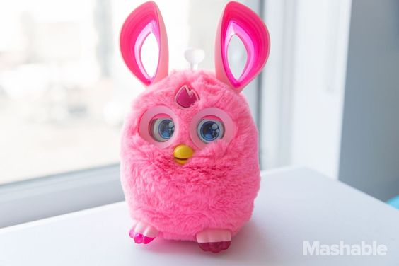 Furby is back, more Internet-connected than ever and too cute to resist