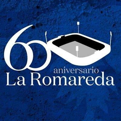 Logo 60º Aniversario La Romareda