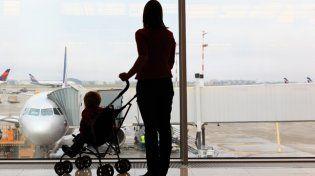 En avion avec bébé