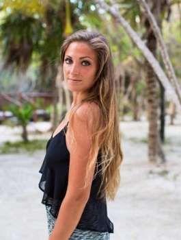 Shelina, jogadora de futebol do Canadá - Foto: Reprodução